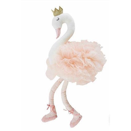 La petite surprise Couture - Plüschschwan 47 cm