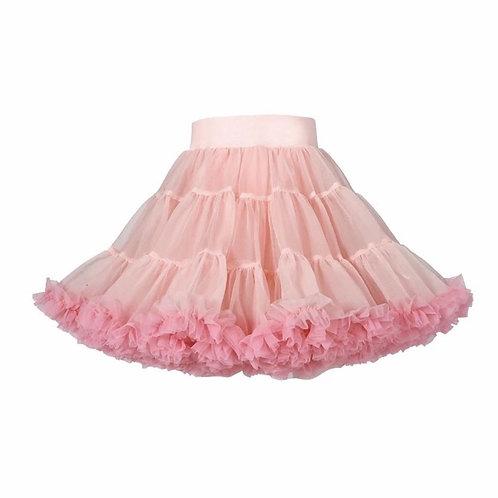 La petite surprise Couture Tütürock Hellapricot