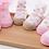 Thumbnail: La petite surprise Couture Baby Set - 3 Paar Socken
