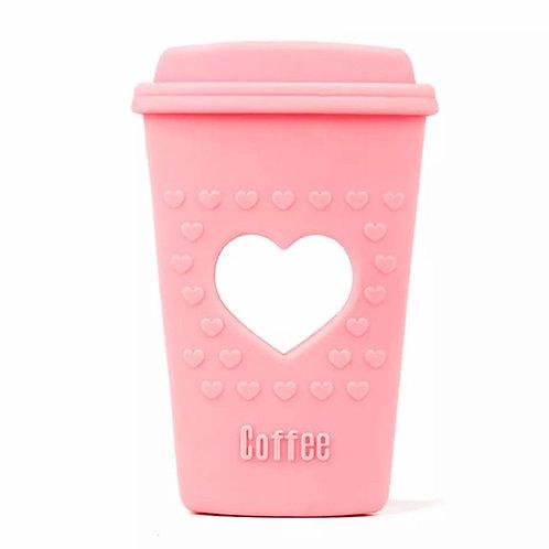 La petite surprise Baby Couture Beißring Kaffeebecher