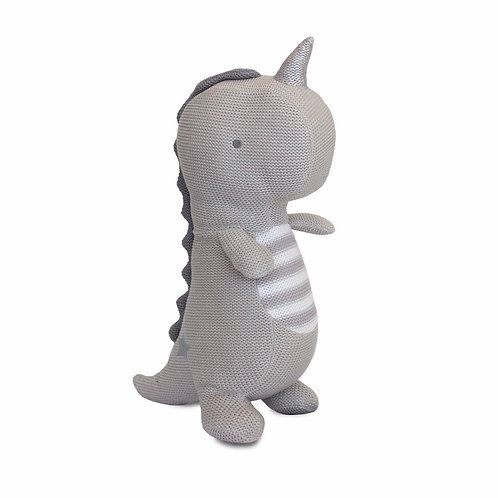 Living Textiles Knitted Toy Taylor T-Rex 37 cm