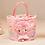 Thumbnail: La petite surprise Couture Kindertäschchen Melody Rosa