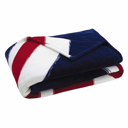 La petite surprise Couture - Plaid britische Flagge Union Jack 130x170 cm