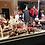 Thumbnail: La petite surprise Couture Kinder Barock Stuhl Union Jack