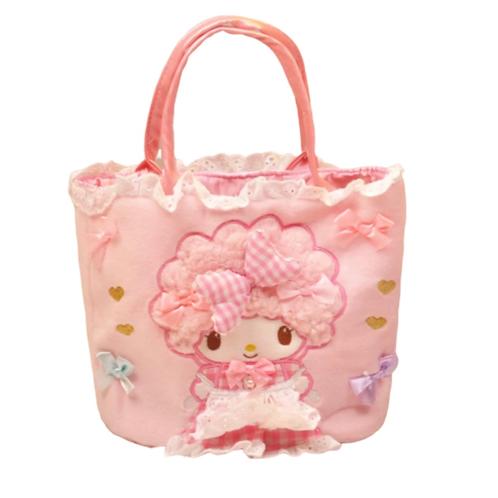 La petite surprise Couture Kindertäschchen Melody Rosa