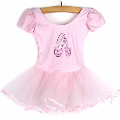 La petite surprise Couture Ballett Dress Rosa