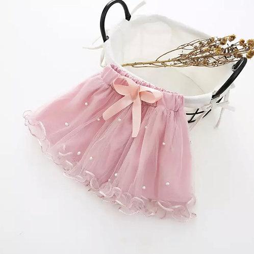 La petite surprise Couture Tütürock Rosa