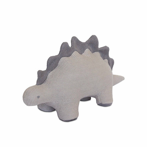 Living Textiles Knitted Toy Shiloh Stegosaurus 37 cm