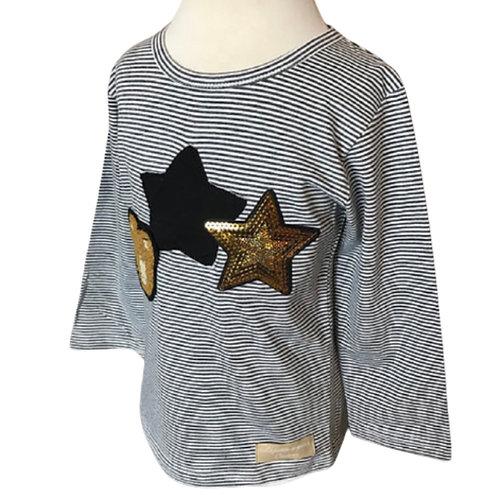 La petite surprise Couture Shirt Black Star