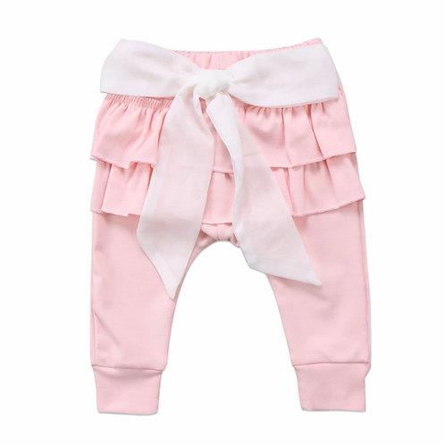 La petite surprise Baby Couture Leggings Rosa