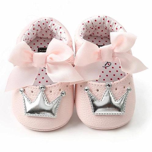 La petite surprise Couture Baby Schühchen Hellrosa