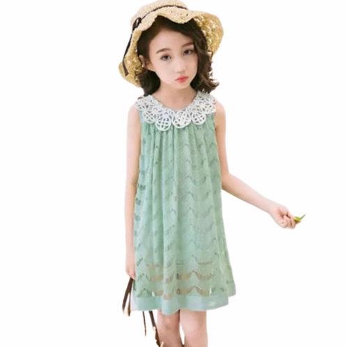 La petite surprise Couture Dress Harmony Mint