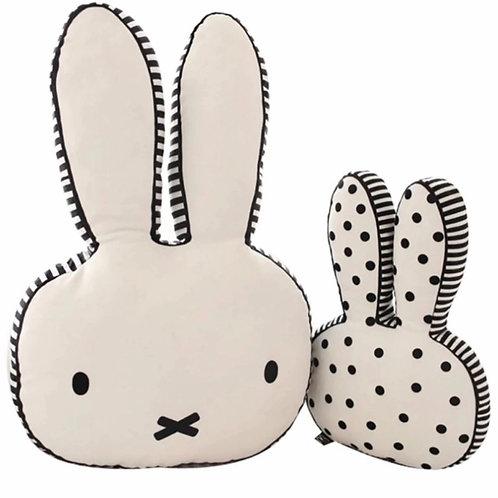 La petite surprise Couture Kissen Bunny 40x27 cm
