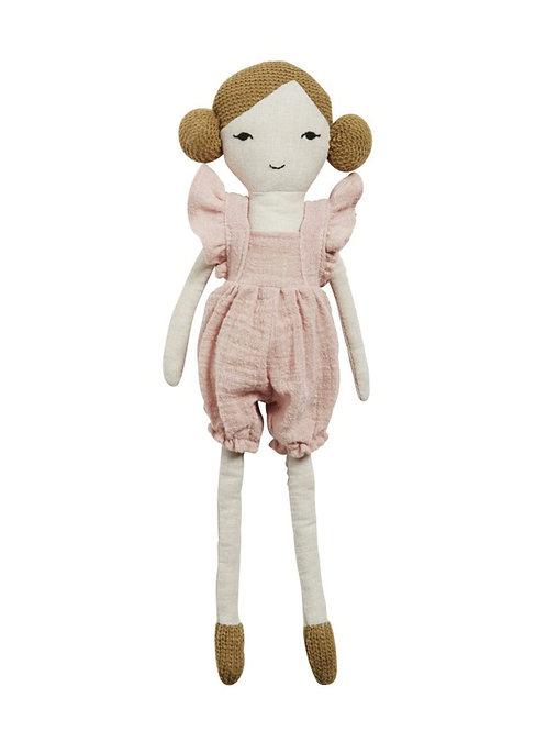 La petite surprise Couture Puppe, altrosa 38 cm