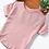 Thumbnail: La petite surprise Couture T-Shirt Angel Rosa