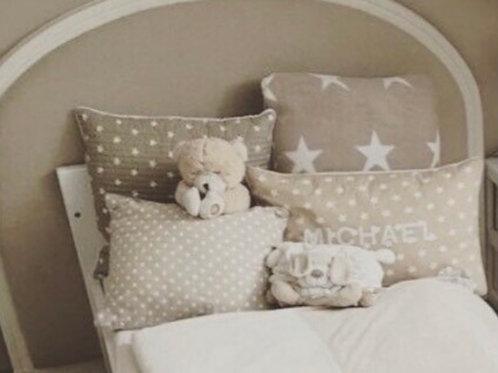 Zara Home - Bettkopfteil Beige