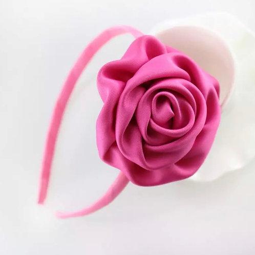 La petite surprise Couture Haarreifen Rose Pink