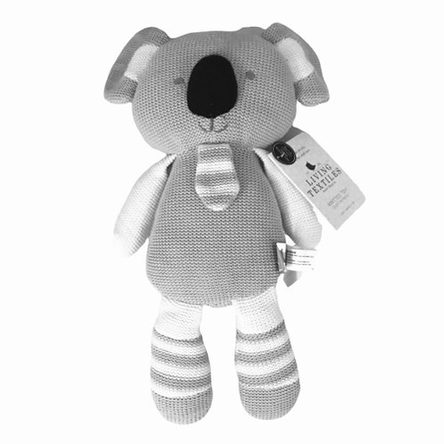 Living Textiles Knitted Toy Koko Koala 38 cm
