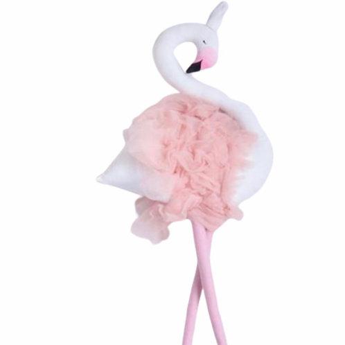 La petite surprise Couture Flamingo Plüschtier 35 cm
