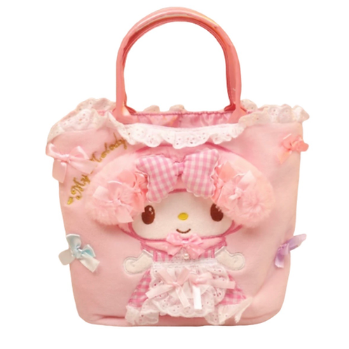 La petite surprise Couture Kinder Täschchen Melody Rosa