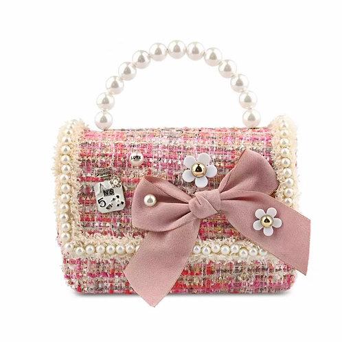 La petite surprise Couture Boucle Tasche Rosa