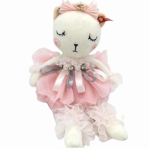 La petite surprise Couture Stoffpuppe Mina 30 cm