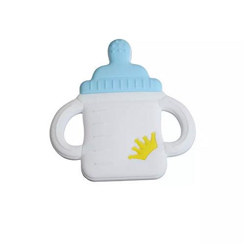 La petite surprise Couture Baby Beißring Trinkflasche