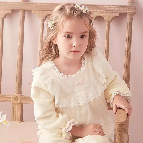 La petite surprise Couture Schlafanzug Claire Vanille