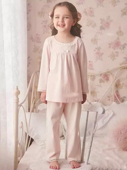 La petite surprise Couture Schlafanzug Christelle Rosa