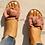 Thumbnail: La petite surprise Couture Sommer Schlappen Altrosa