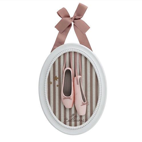 La petite surprise Couture Ballerines - Ovales Bild