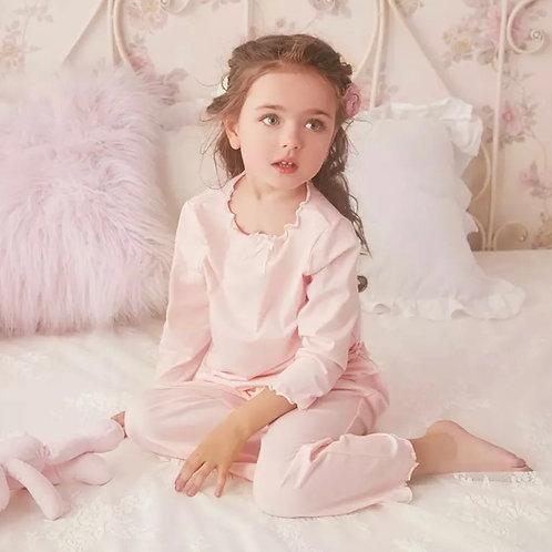 La petite surprise Couture Schlafanzug Lola Rosa