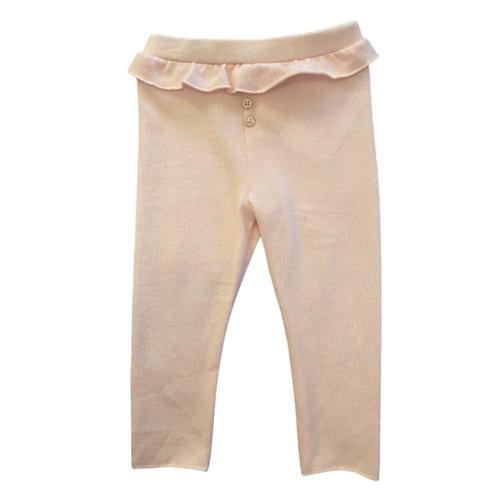 La petite surprise Couture Leggings Babyrosa
