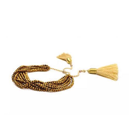 La petite surprise Couture Boho Armband Gold