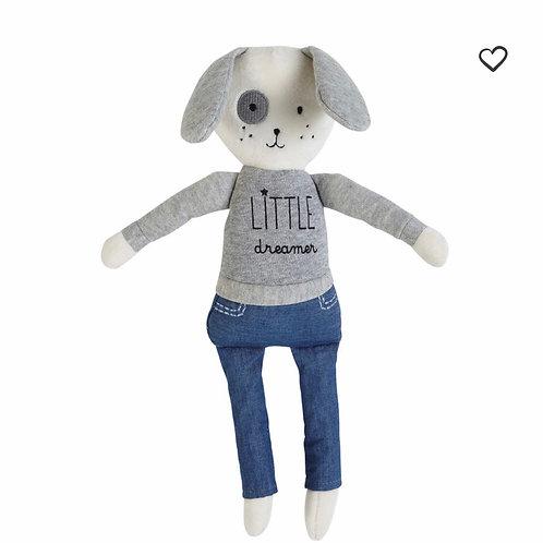 La petite surprise Couture - Plüschhund 40 cm