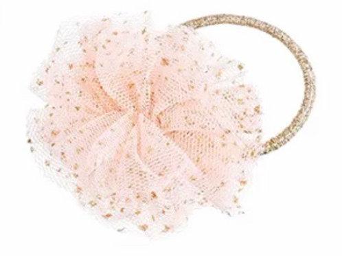La petite surprise Couture Haargummi Apricot