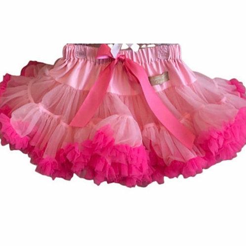 La petite surprise Couture Tütürock Rosa-Pink