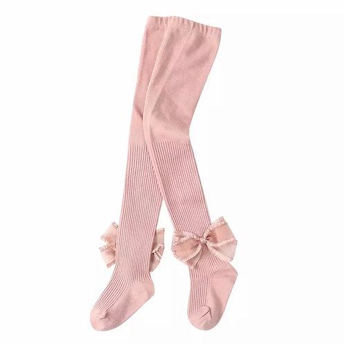 La petite surprise Couture Strumpfhose Rosa