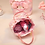 Thumbnail: La petite surprise Couture Kinder Täschchen Melody Rosa