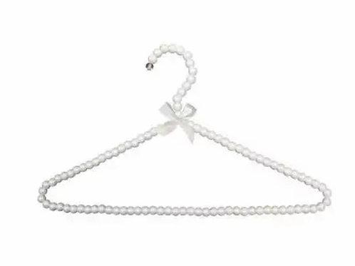 La petite surprise Couture Kinder Kleiderbügel Perlen 30 cm