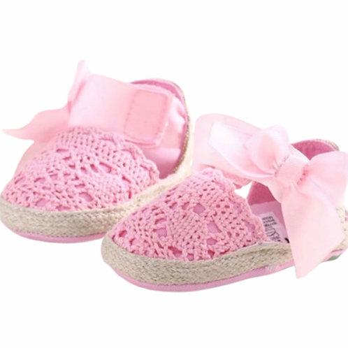 La petite surprise Couture Baby Schühchen Rosa