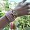 Thumbnail: La petite surprise Couture Boho Armband Candyrosa