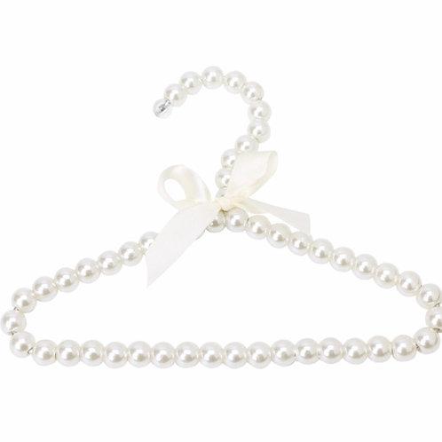 La petite surprise Couture Baby Kleiderbügel Perlen 20 cm