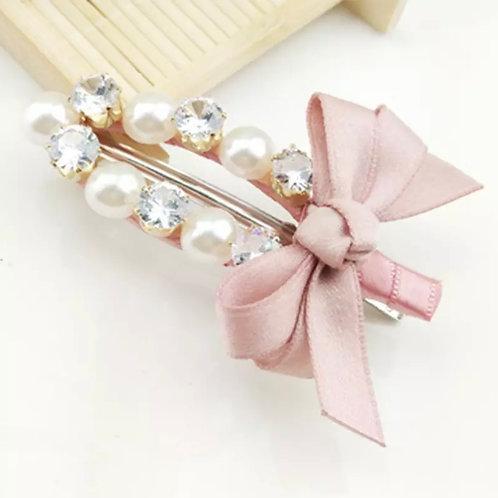 La petite surprise Couture Haarspange Rosa