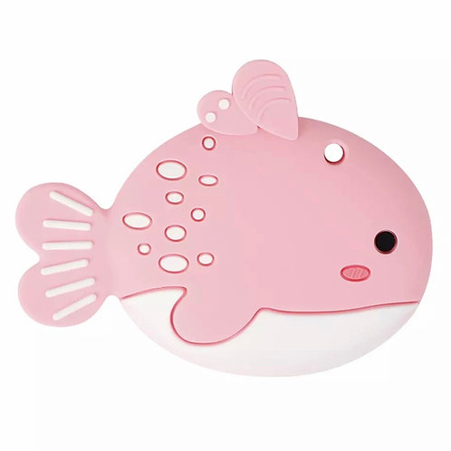La petite surprise Baby Couture Beißring Fisch