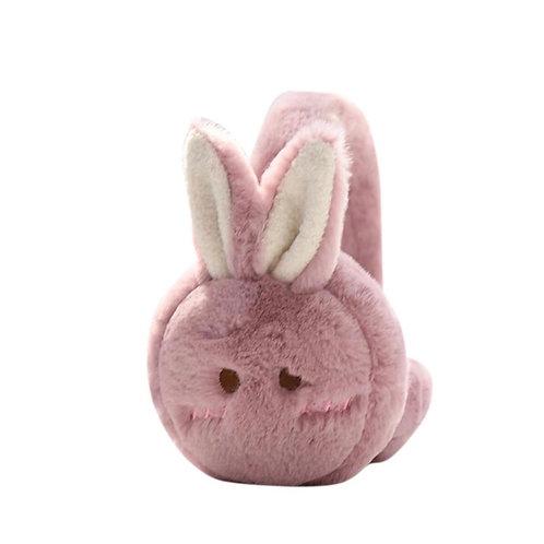 La petite surprise Couture Bunny Ohrenschützer Rosa