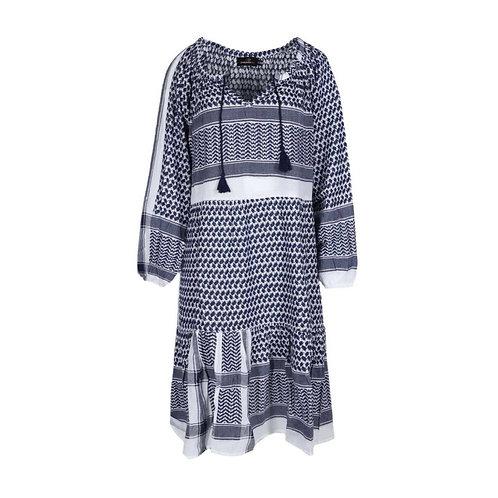 Zwillingsherz - Tunika Kleid Valentina Navy
