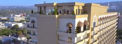 Four Seasons Beverly Hills Exterior