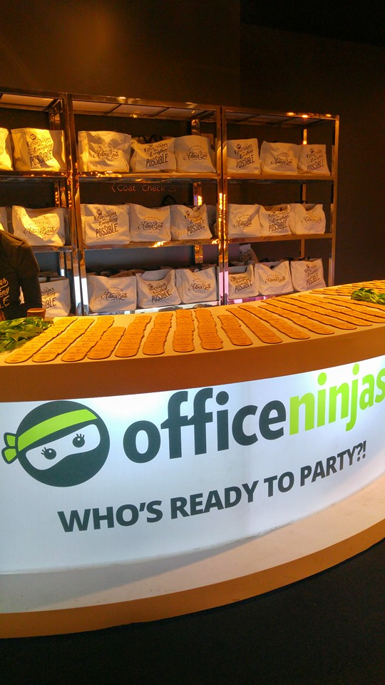 Office Ninjas Event