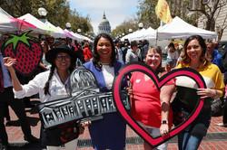 Friday Market with Mayor Breed